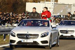 Mick Schumacher attends Mercedes' Motorsport Meets Sindelfingen