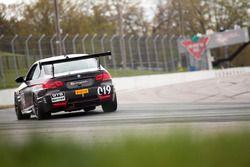 #019 Stephen Cameron Racing BMW M3: Aristotle Balogh
