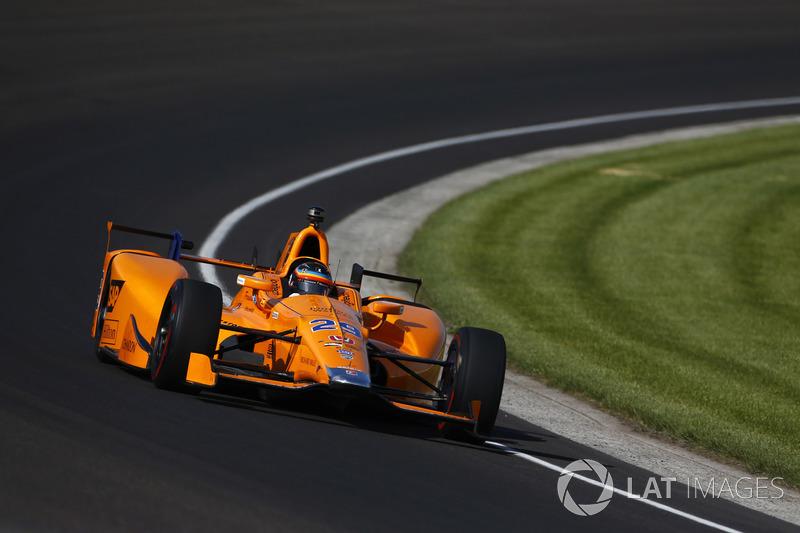 Chegou o treino classificatório. No primeiro dia, Alonso não decepcionou e avançou ao Fast Nine, em sétimo, sendo que vários nomes de destaque acabaram eliminados.