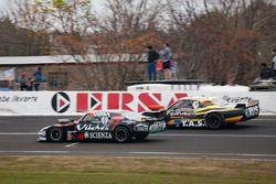 Pedro Gentile, JP Carrera Chevrolet, Facundo Gil Bicella, Alifraco Sport Dodge