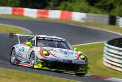 Steve Smith', 'Randy Walls', Sven Müller, Porsche 911 GT3 R