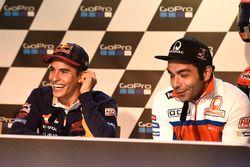 Marc Márquez, Repsol Honda Team, Danilo Petrucci, Pramac Racing