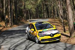 Kevin Gilardoni, Corrado Bonato, Renault Clio R3T, Movisport