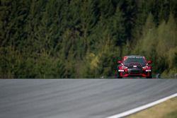 #109 Speed Factory Racing, Audi RS3 LMS: Jesus Fuster, Miguel Abello, Mirko van Oostrum, Jaime Fuste