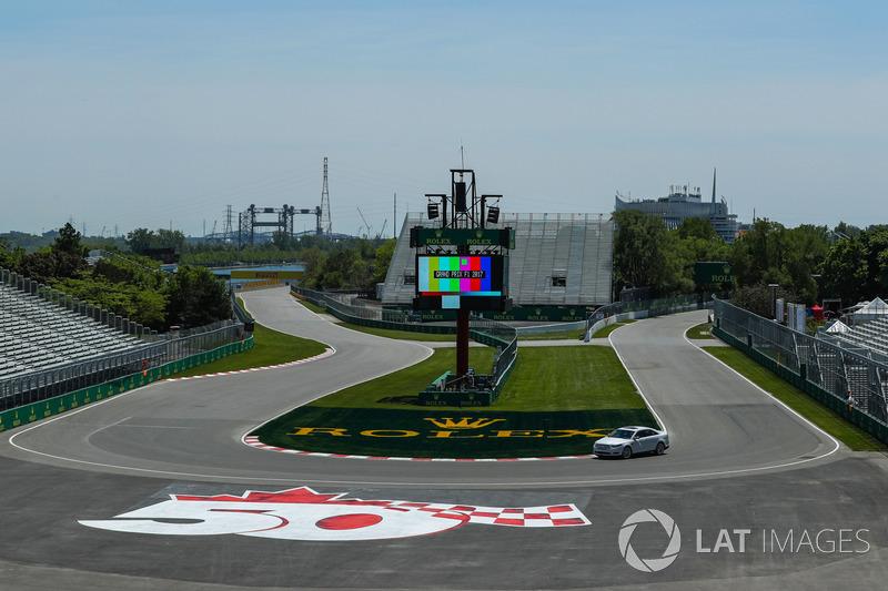 GP de Canadá, Circuit Gilles Villeneuve