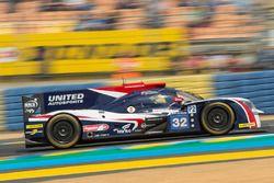 #32 United Autosports, Ligier JS P217 Gibson: Will Owen, Hugo De Sadeleer, Filipe Albuquerque