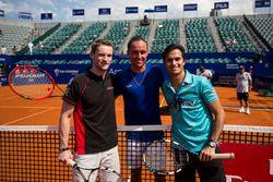 Alexandr Dolgopolov, ATP Tennis-Spieler, Maro Engel, Venturi und Nelson Piquet Jr., NEXTEV TCR Formu