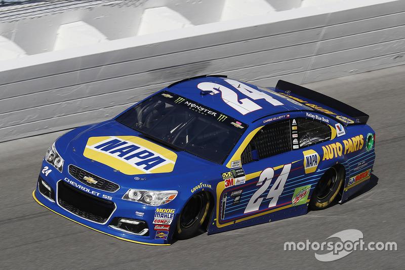 14. Chase Elliott, Hendrick Motorsports, Chevrolet