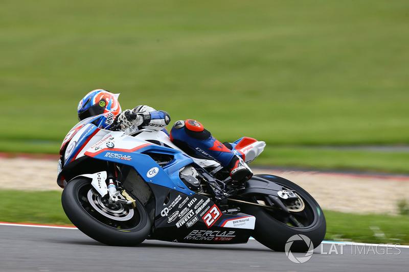 Federico Sandi, Berclaz Racing Team