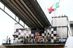 Podium : deuxième place pour Jonathan Rea, Kawasaki Racing