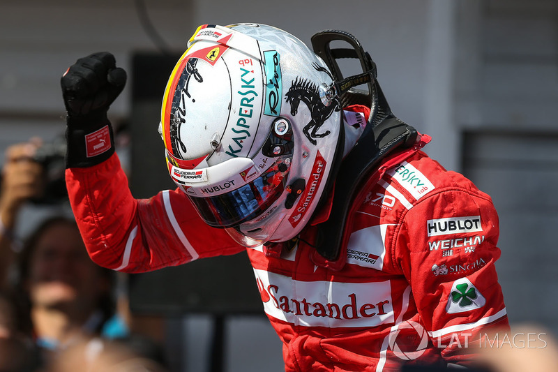 Sebastian Vettel (14 victorias)