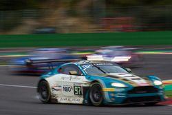 #97 Oman Racing Team with TF Sport Aston Martin V12 GT3: Ahmad Al Harthy, Salih Yoluc, Euan Hankey, Jonny Adam