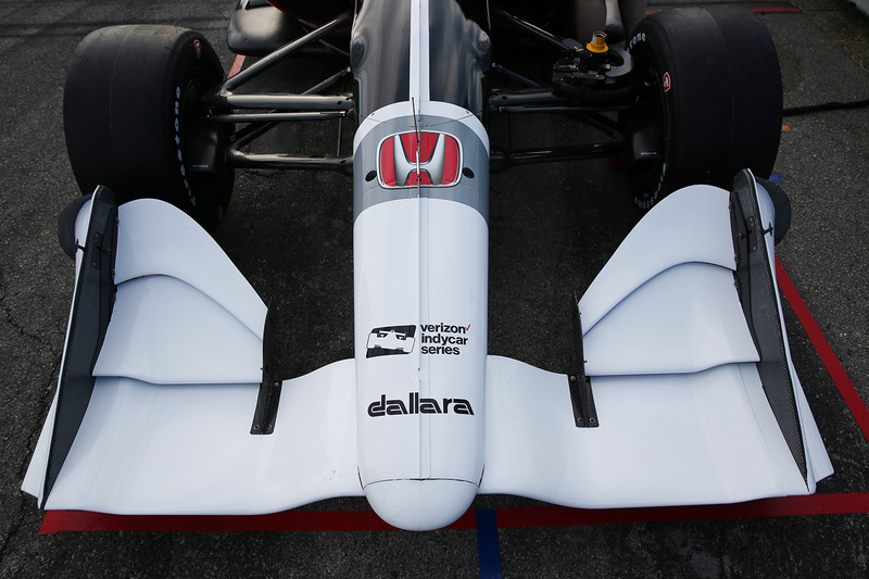 Carro da IndyCar 2018 - Honda