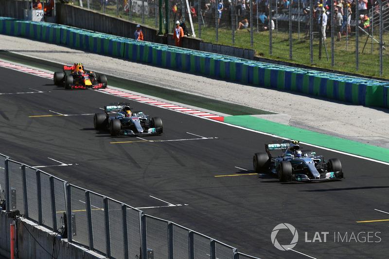 Mercedes s'intéresse plus au fair-play qu'aux chances de titre de Hamilton