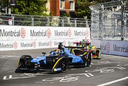 Себастьен Буэми, Renault e.Dams, впереди Даниэля Абта, ABT Schaeffler Audi Sport