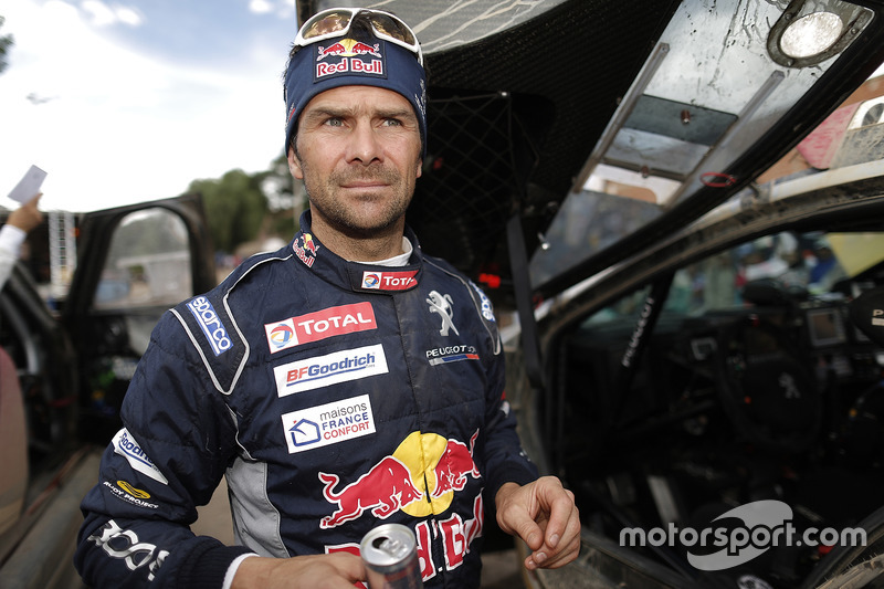 Cyril Despres,Team Peugeot