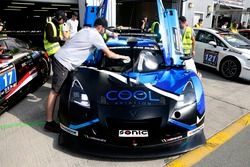 #24 COOL RACING BY GPC MOTORSPORT, Vortex 1.0: Alexandre Coigny, Gino Forgione, David Iradj Alexande