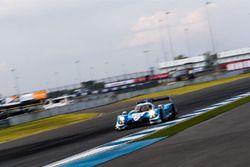 #25 Algarve Pro Racing Ligier JSP2:Andrea Roda,Matt McMurry,Andrea Pizzitola