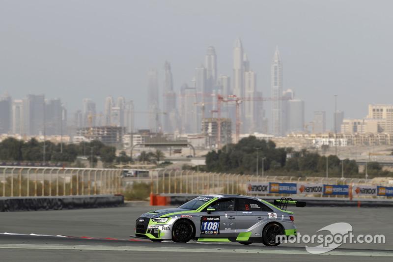 James Kaye, CadSpeed Racing Audi RS 3 LMS