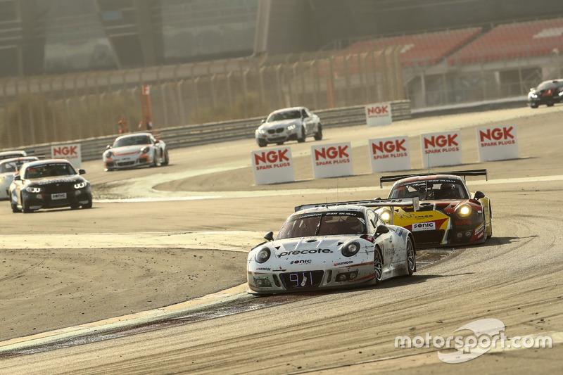 #911 Herberth Motorsport, Porsche 991 GT3 R