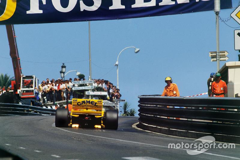 GP Monako 1987