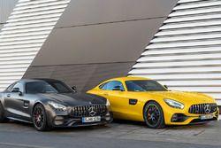 Mercedes-AMG GT C Edition 50 ve Mercedes-AMG GT S