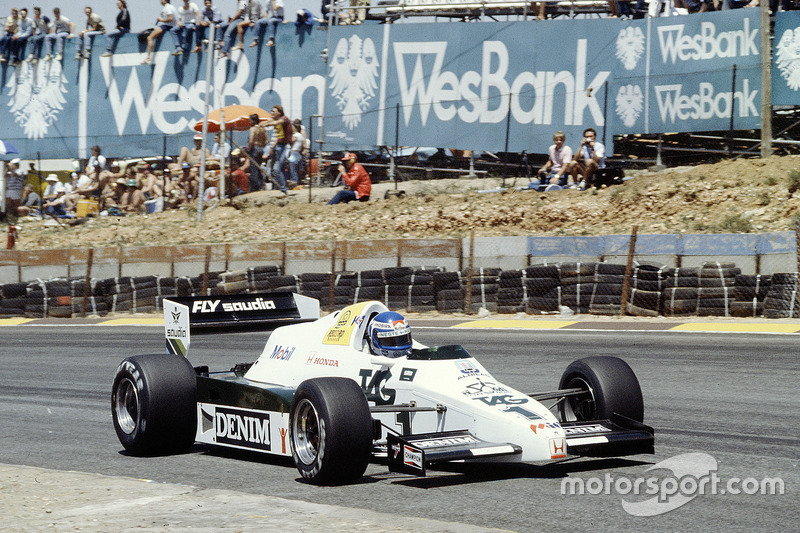 1983 - Parceria com a Williams