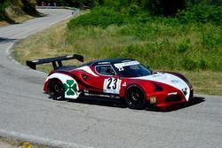 Marco Gramenzi, Alfa Romeo