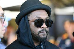 William James Adams aka Will.I.Am, Black Eyed Peas Musician