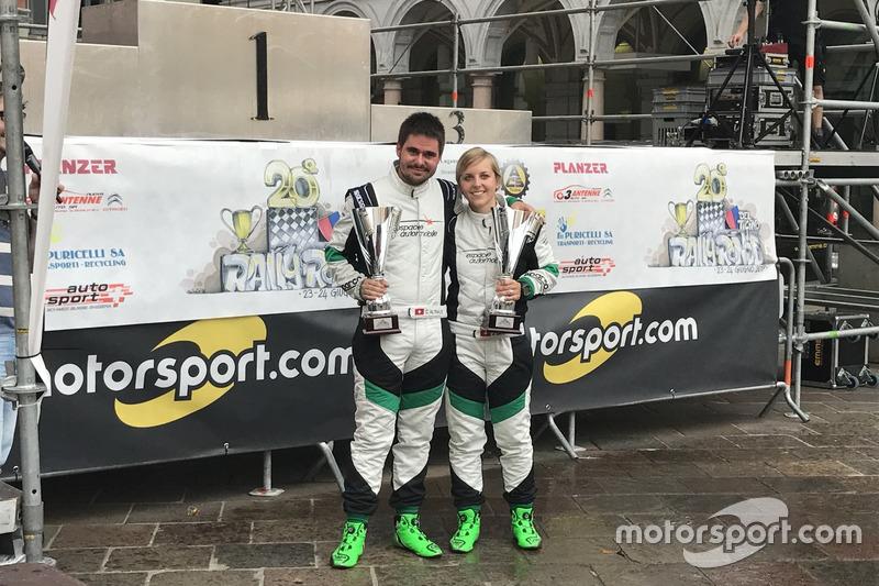 Cédric Althaus, Jessica Bayard, Lugano Racing Team