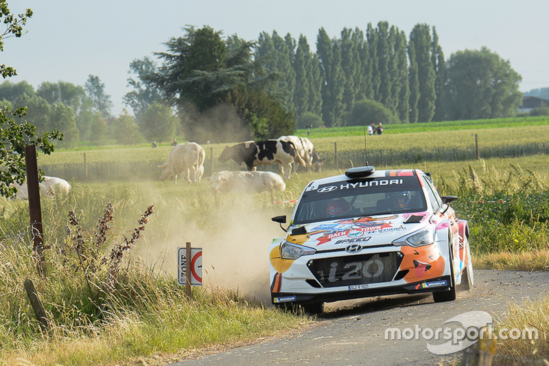 Bélgica (Rally de Ypres): 1 edición
