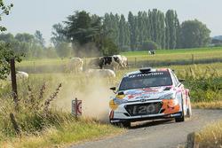 Thierry Neuville, Nicolas Gilsoul, Hyundai i20 R5