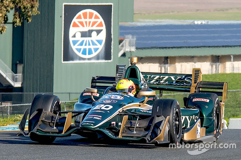 20. Спенсер Пігот, Ed Carpenter Racing Chevrolet