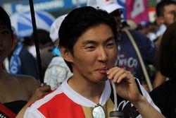 #16 MOTUL MUGEN NSX-GT, 中嶋大祐