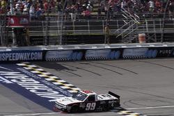 Sieg für Darrell Wallace Jr., MDM Motorsports Chevrolet