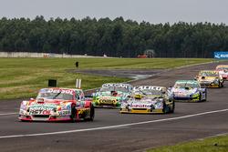 Juan Pablo Gianini, JPG Racing Ford, Emanuel Moriatis, Martinez Competicion Ford, Gaston Mazzacane,