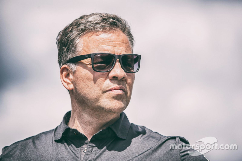 Keith Smout, Techeetah Chief Commercial Officer