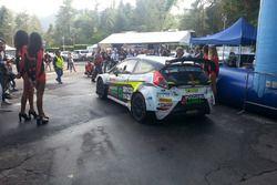 Stephane Consani, Valentin Salmon, Ford Fiesta R5