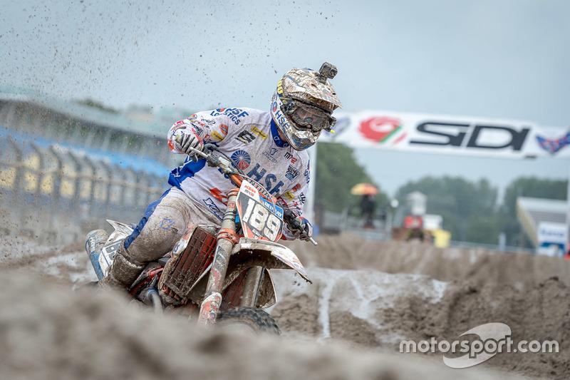 MX2: Brian Bogers, KTM