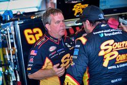 Shane Wilson, Brendan Gaughan, Richard Childress Racing Chevrolet