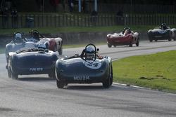 Freddie March Memorial Trophy: John Young Jaguar C-Type