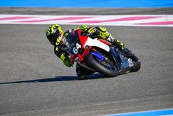 #64 Acro Racing Team 64, Yamaha: Julien Leyninger, Jonathan Grimber, Rudy Martins