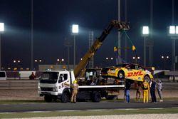 Tom Coronel, Roal Motorsport, Chevrolet RML Cruze TC1 detenido en la pista