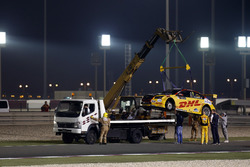 Tom Coronel, Roal Motorsport, Chevrolet RML Cruze TC1 stopped on track