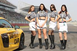 Hot JK Tyre girls