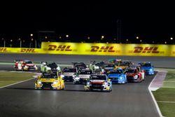 Gabriele Tarquini, LADA Sport Rosneft, Lada Vesta ve Tom Chilton, Sébastien Loeb Racing, Citroën C-E
