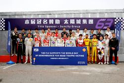 Groupshoot with all drivers