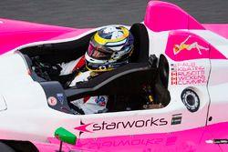 #8 Starworks Motorsports ORECA FLM09: Ben Keating, Robert Wickens, Chris Cumming, John Falb, Remo Ru