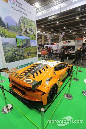 Lamborghini Huracan, Orange1 Team Lazarus