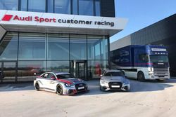 Audi RS 3 LMS TCR, Bas Koeten Racing
